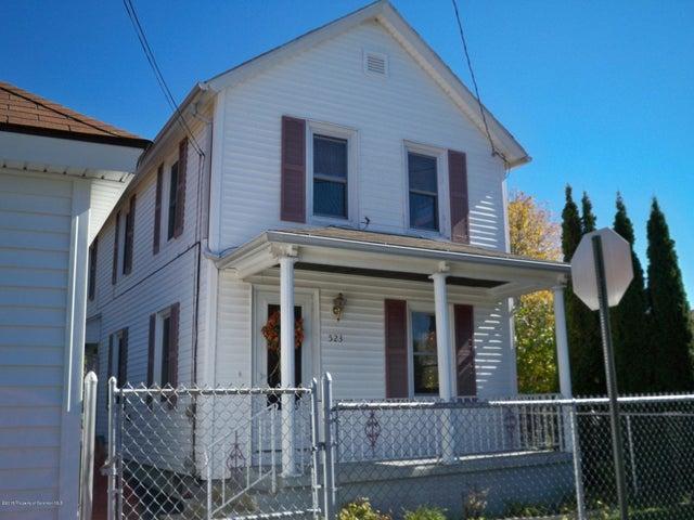 523 Dunmore Street, Throop, PA 18512