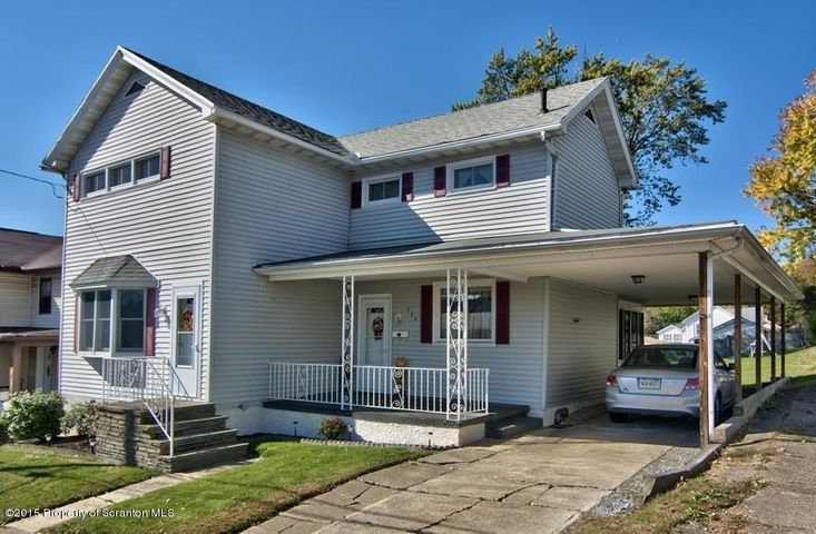324 16th Avenue, Scranton, PA 18504