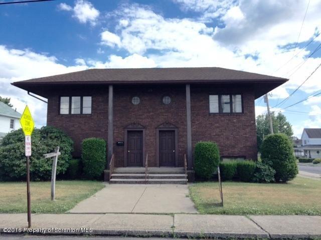 1031 1033 Main St, Peckville, PA 18452