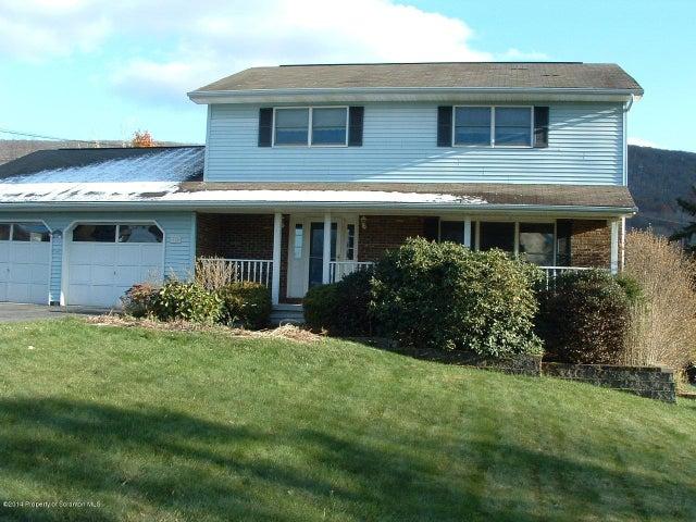 608 Mayfield Cir, South Abington Twp, PA 18411