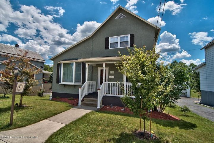 330 Orchard Street, Old Forge, PA 18518