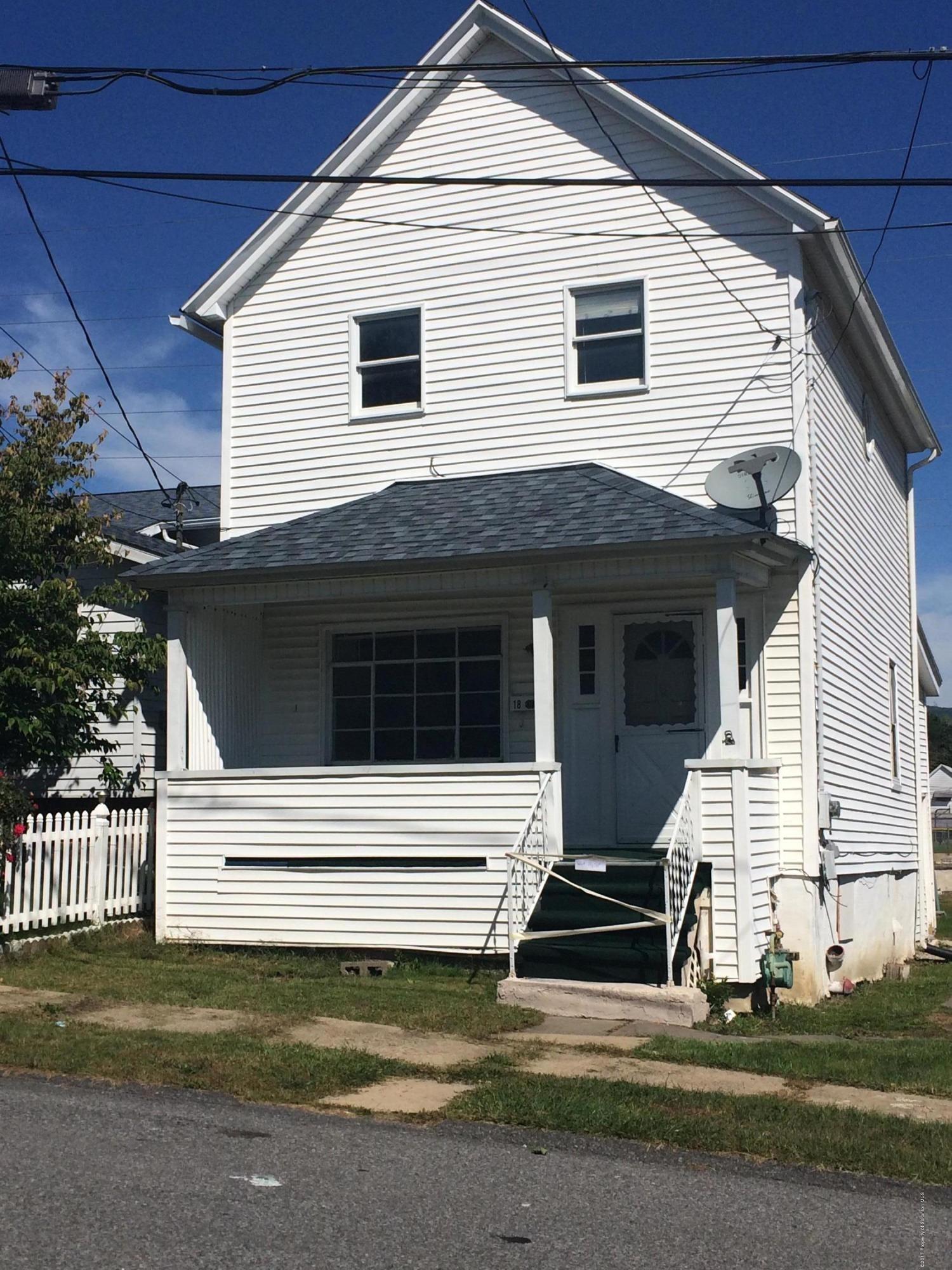 1818 Bundy St, Scranton, PA 18508