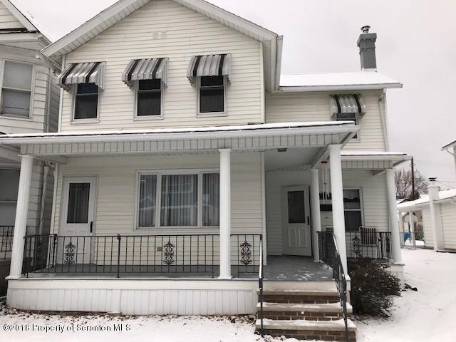 321 N Sumner Ave, Scranton, PA 18503