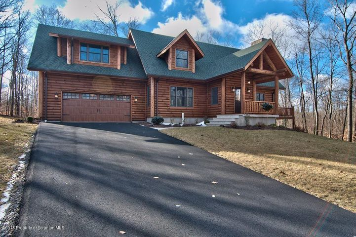 110 HIGHLAND ROAD, Roaring Brook Twp, PA 18444