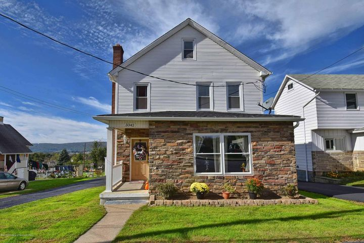 3342 Greenwood Ave, Moosic, PA 18507