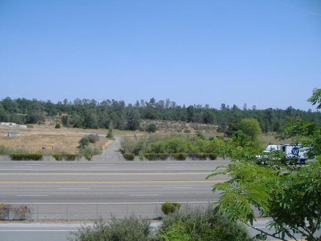 Level with slight upslope from I-5