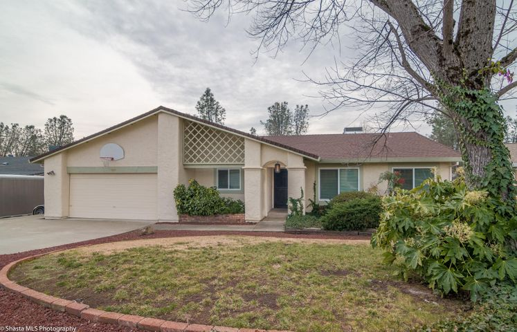 4145 Remington Dr, Redding, Ca 96001