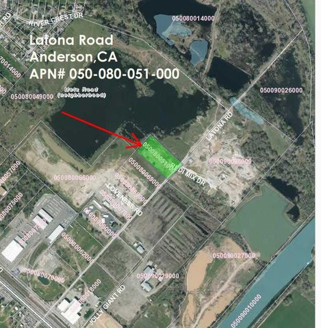 0001 Latona Rd, Anderson, CA 96007
