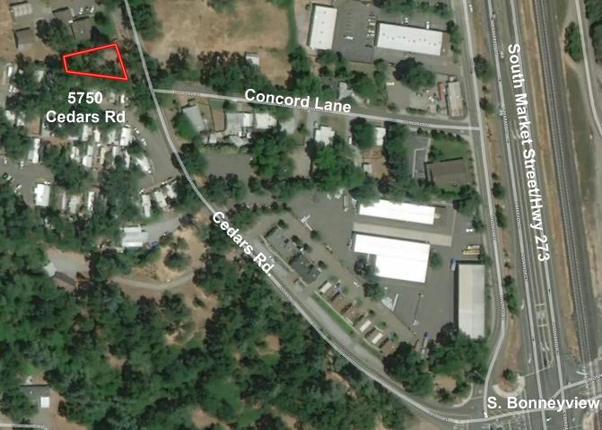 5750 Cedars Rd, Redding, CA 96001