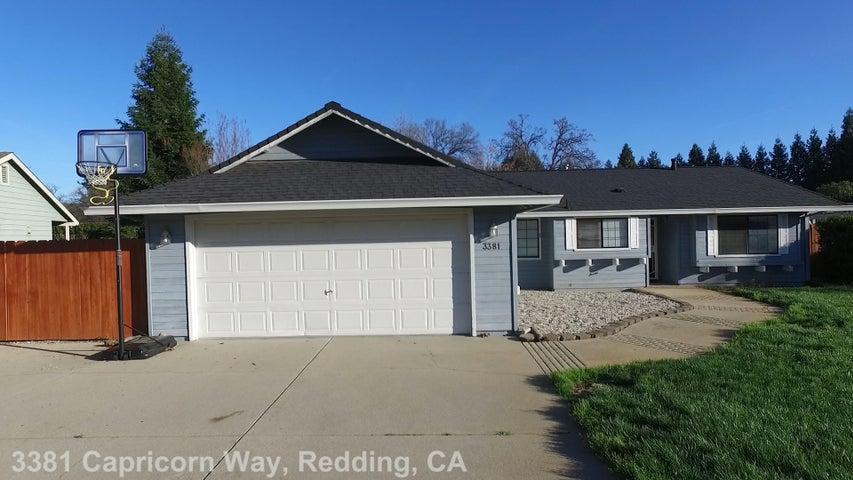 3381 Capricorn Way, Redding, CA 96002