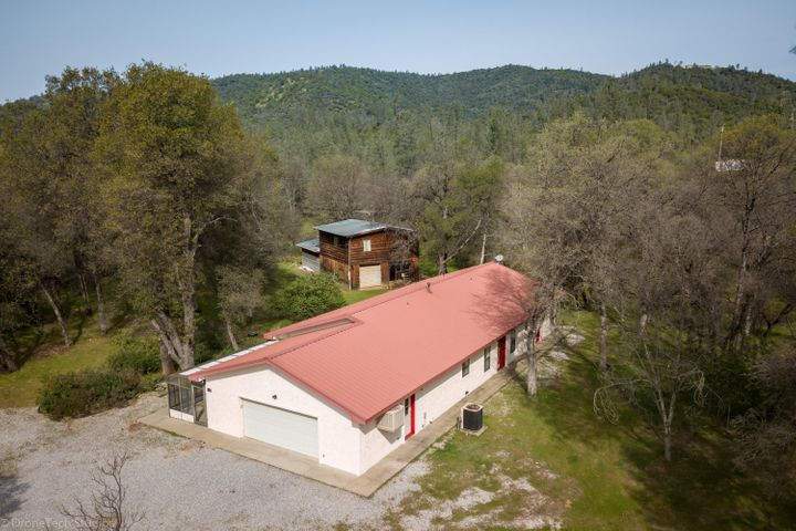 Enjoy this one of kind home on 3.8 acres in the Grant school district!
