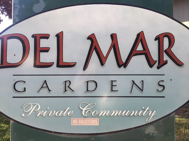 Del Mar Gardens is an excellent choice for easy living!