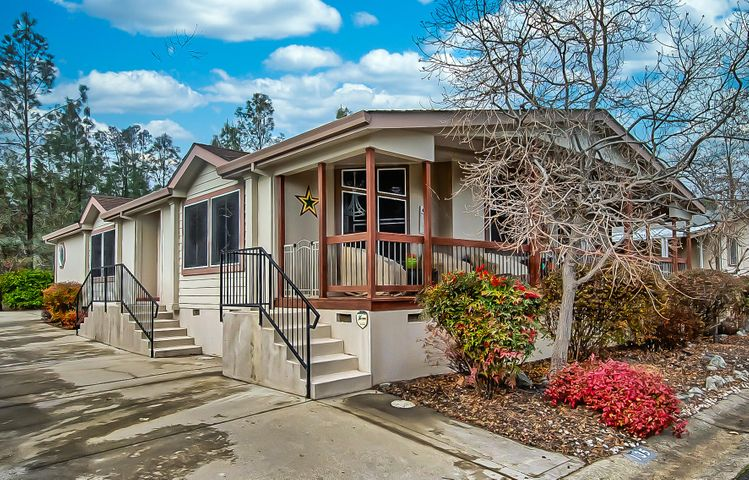 3304 Shasta Dam Blvd #135, Twin Lakes Mobile Estates, Shasta Lake, CA 96019