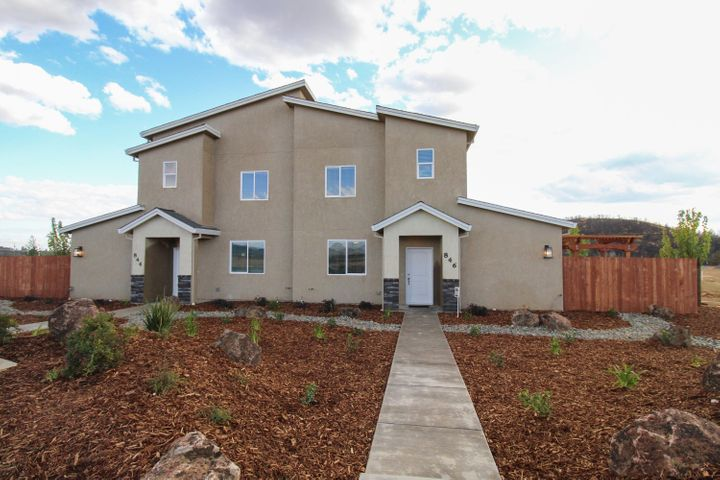 2 UNITS SHOWN. HOME-Lot 52 JUST RECENTLY FINISHED. SAMPLE PICTURE