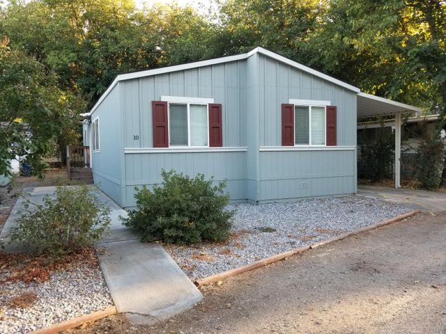 11705 Parey Ave 10, River View Mobile Home Park, Red Bluff, Ca 96080