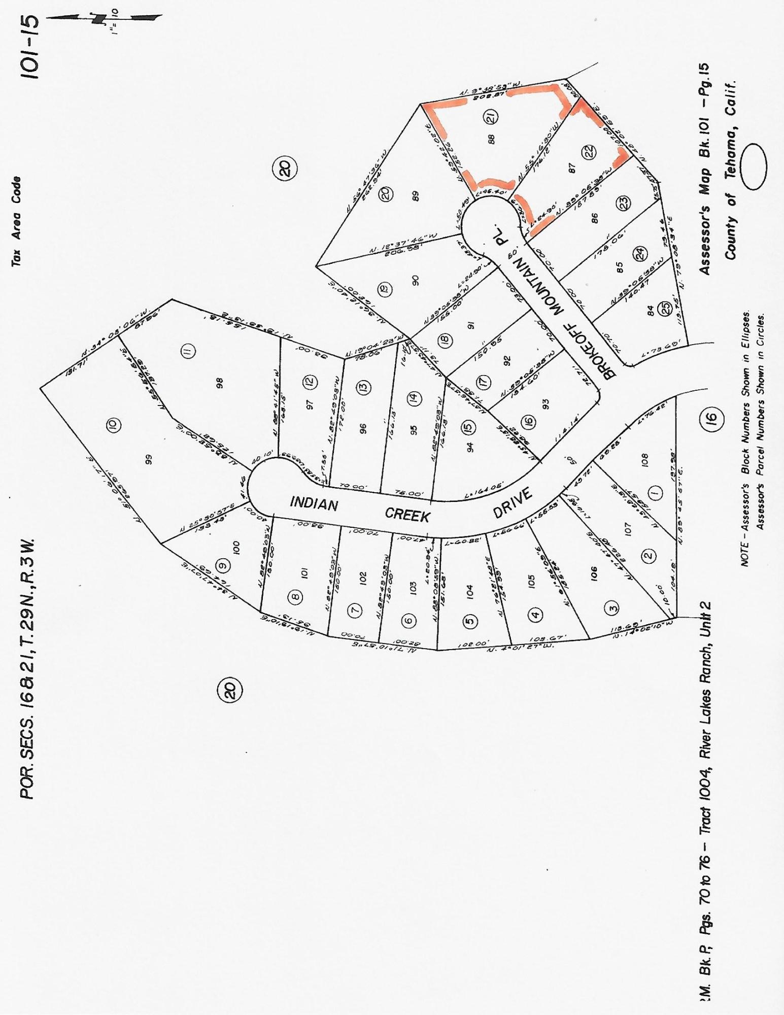 19750&54 BROKEOFF MOUNTAIN PL, COTTONWOOD, CA 96022