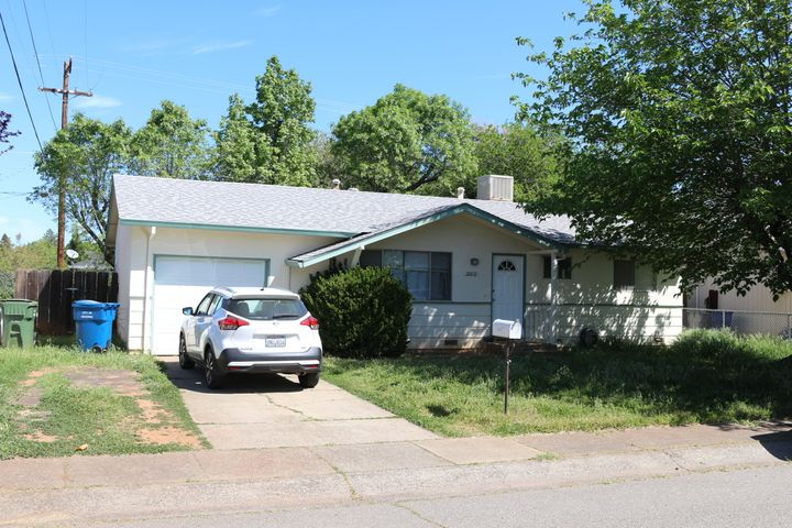 2308 Saturn Skwy, Redding, Ca 96002