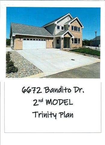 6672 Bandito Drive, Redding, CA 96003