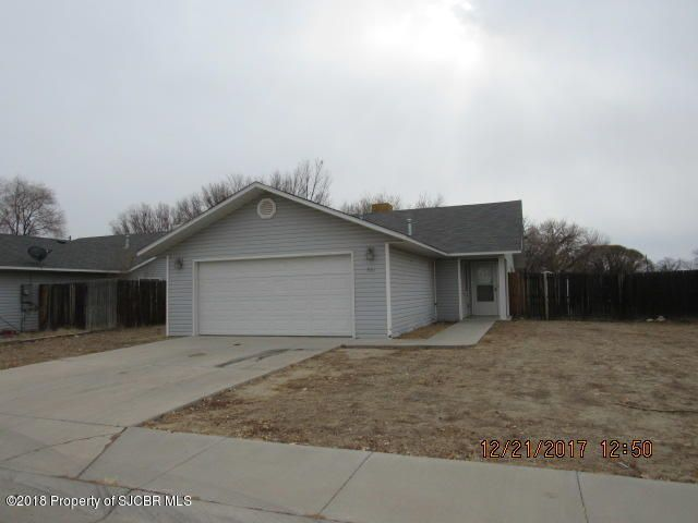 501 SHIRLEY Street, BLOOMFIELD, NM 87413