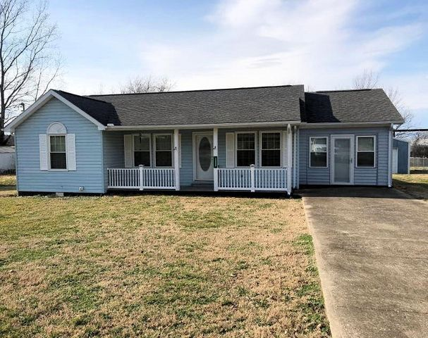 Move in ready with lots of updates,new paint throughout. Newer doors,windows,laminate,back deck,heat pump,roof,hotwater heater,ect