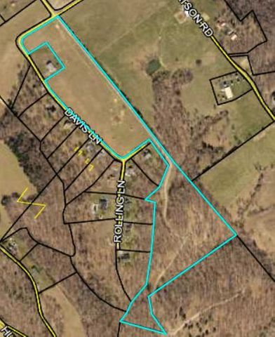 Several nice lots remain on the front side of the property. Will divide the back portion upon request.