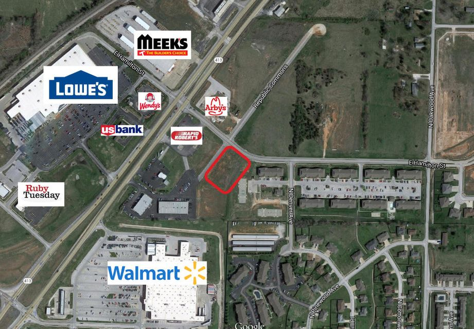 Lots and Land for sale – Lot 9  Hamilton   Republic, MO