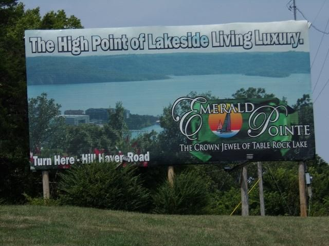 *  Emerald Pointe Phase 10 Lot368 Hollister, MO 65672