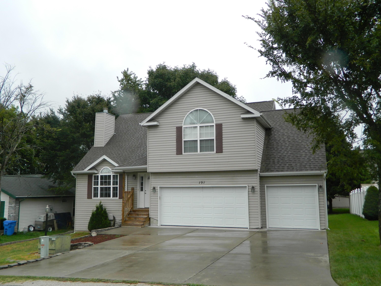 191  Pickett Ridge Court Kirbyville, MO 65679