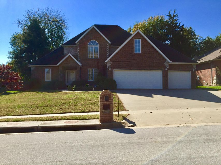 2976 West Cantebury Street Springfield, MO 65810