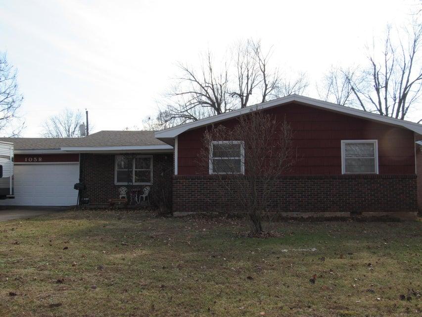 1058 East Edgewood Street Springfield, MO 65807