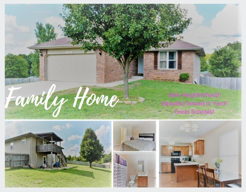 1322 South 19TH Avenue Ozark, MO 65721