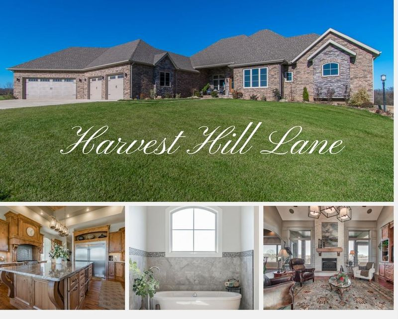 1179  Harvest Hill Lane Nixa, MO 65714
