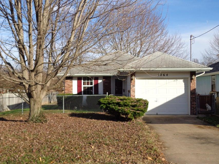 1264 South New Avenue Springfield, MO 65807