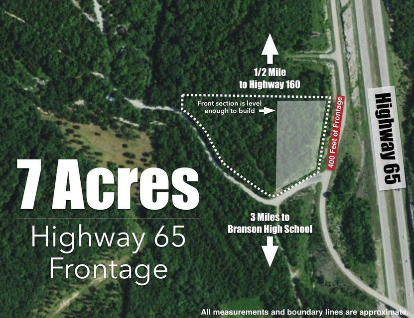 Hwy 65 Frontage Branson, MO 65616