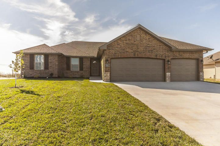 1670 North Feather Crest Drive #lot 71 Nixa, MO 65714