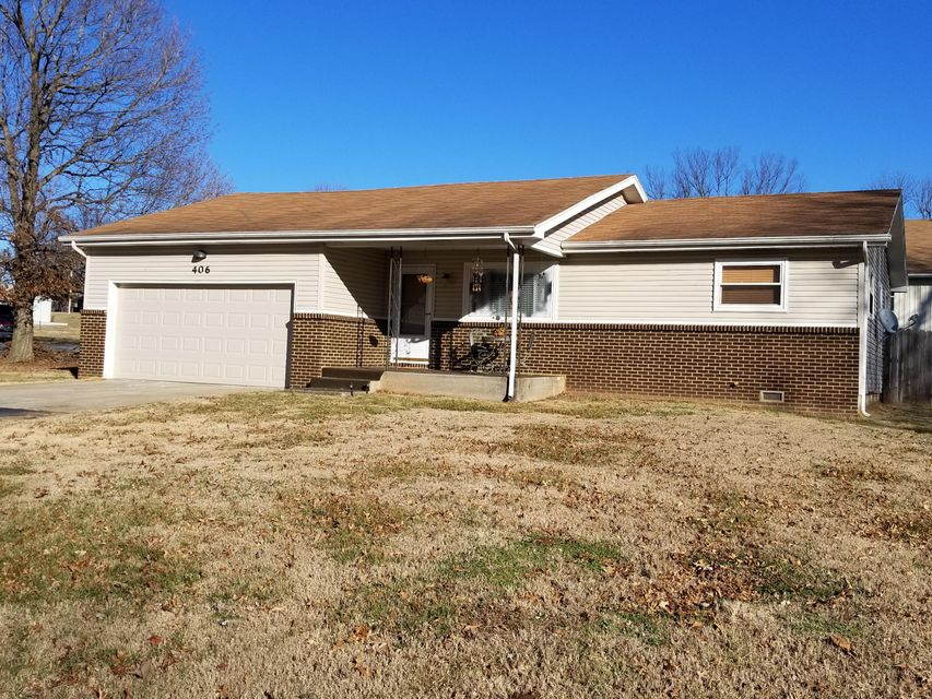 406 North Orchard Avenue Ash Grove, MO 65604