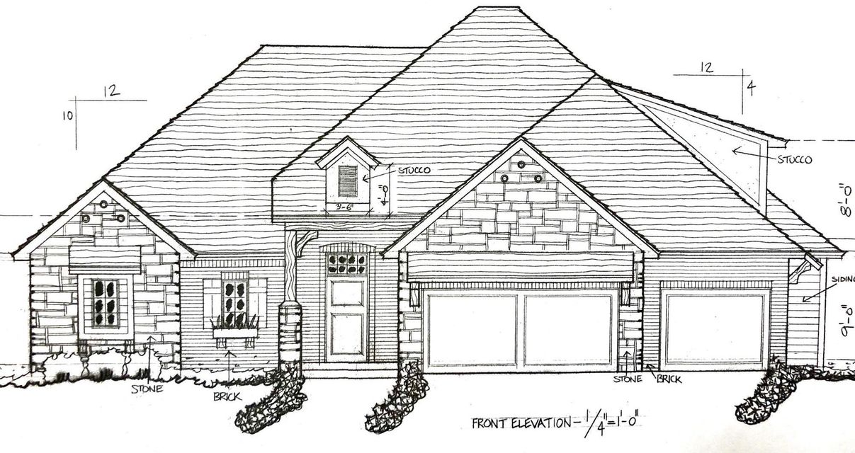 4824 South Hutchinson Avenue #Lot 13 Battlefield, MO 65619