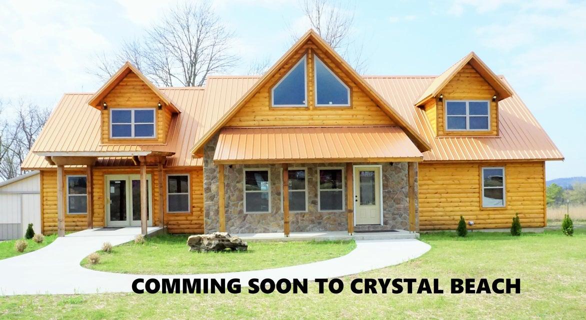 Crystal Beach Circle Shell Knob, MO 65747