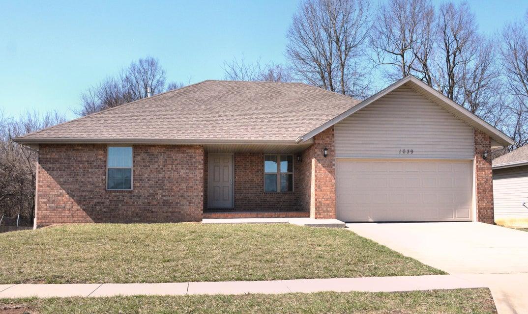 1039 South Casa Grande Avenue Springfield, MO 65802