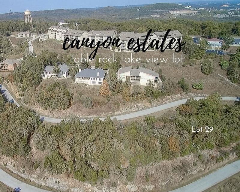 Canyon Estates Branson, MO 65616