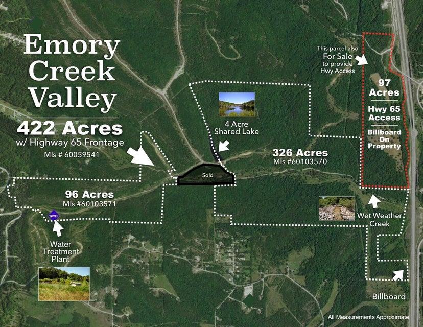 Tbd Emory Creek Boulevard Branson, MO 65616