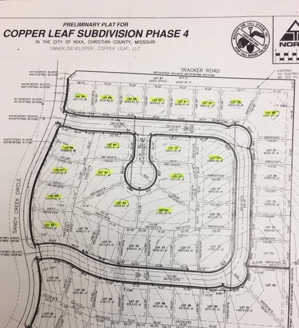 South Copper Leaf Avenue #ph 4, L-82 Nixa, MO 65714
