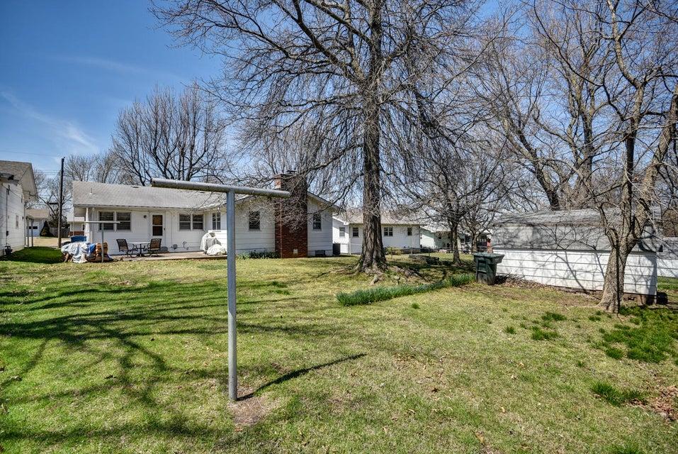 2500 North Franklin Avenue Springfield, MO 65803