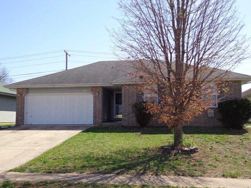 1024 North Colgate Avenue Springfield, MO 65802