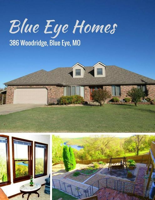 386 Wood Ridge Drive Blue Eye, MO 65611