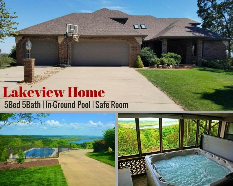 331 Ridgeview Road Branson West, MO 65737