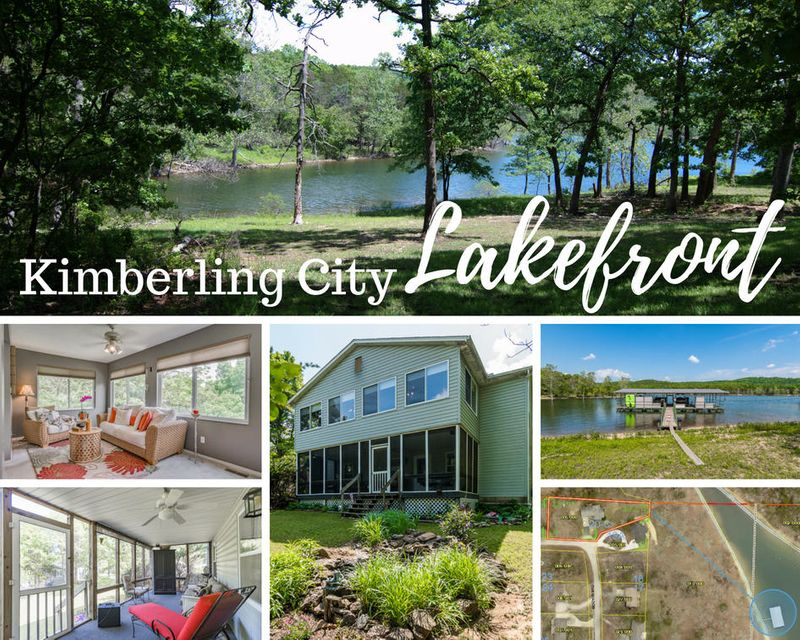 12  Oak Shadow Drive Kimberling City, MO 65686