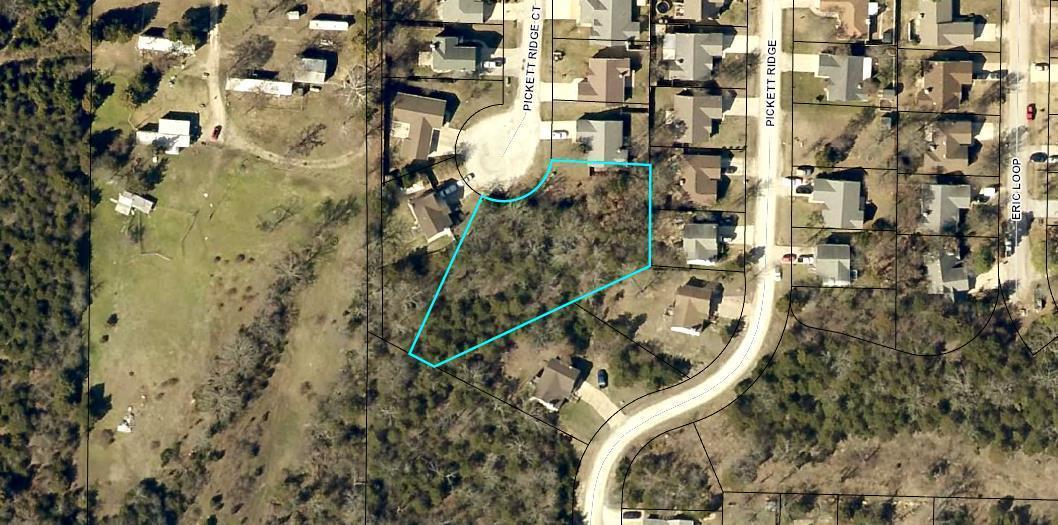 Lot 25 -26  Pickett Ridge Court Kirbyville, MO 65679
