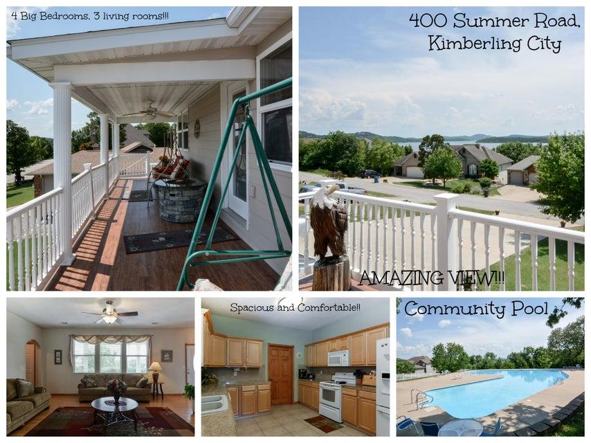 400 Summer Road Kimberling City, MO 65686