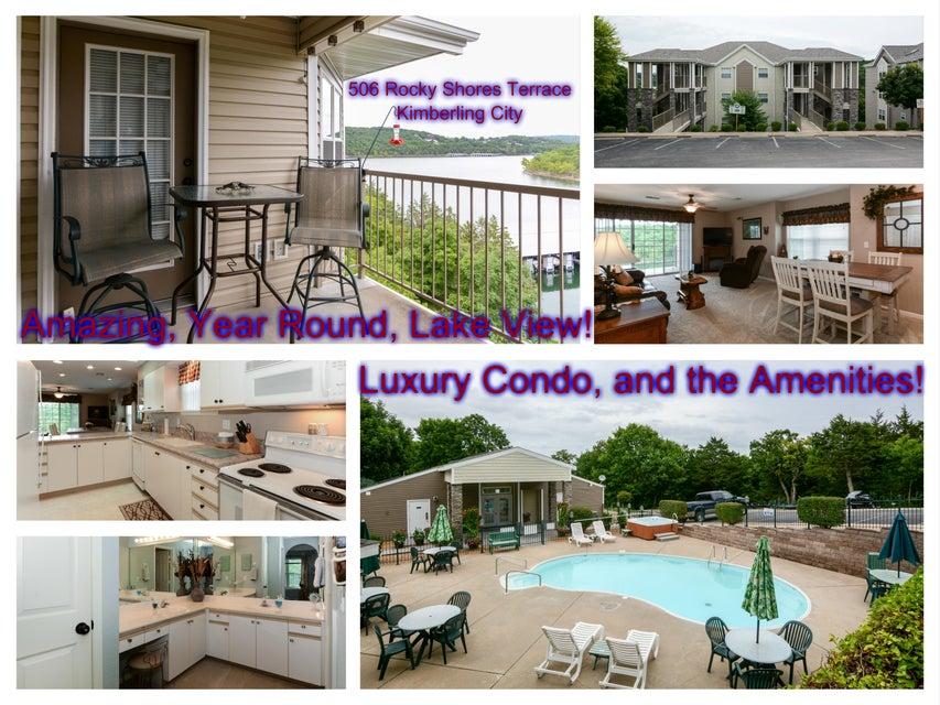 506 Rocky Shores Terrace Kimberling City, MO 65686